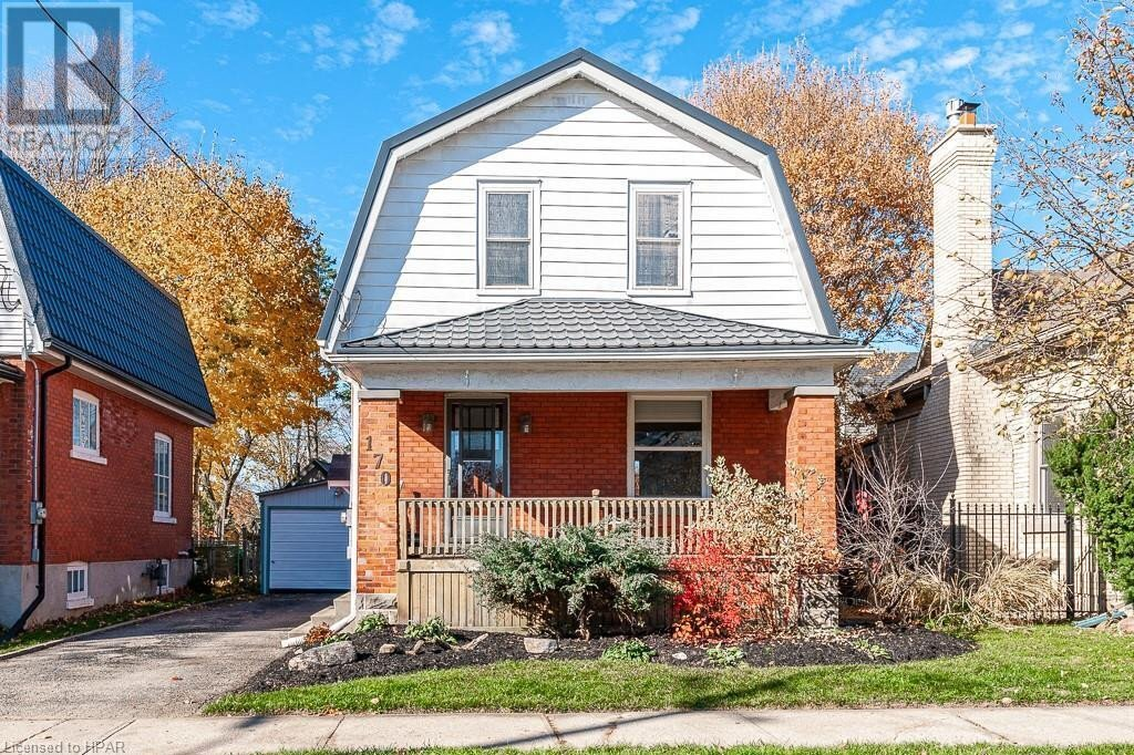 House for sale at 170 Avondale Ave Ave Stratford Ontario - MLS: 40042913