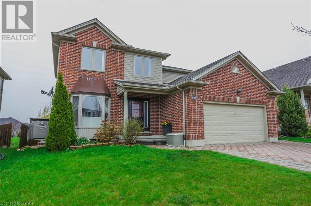 House for sale at 170 Buttercup Ct London Ontario - MLS: 210180