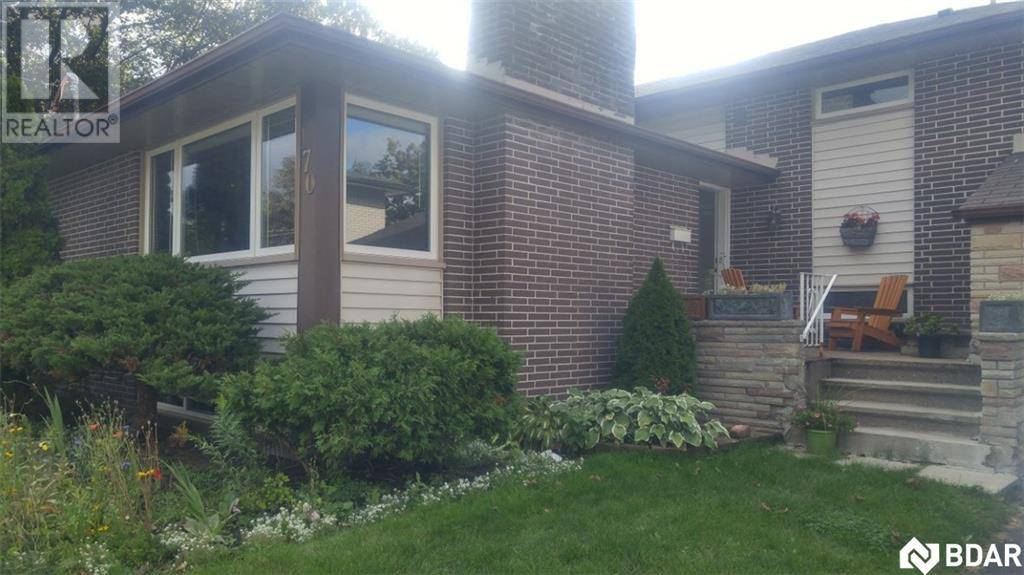 House for rent at 170 Cook St Barrie Ontario - MLS: 30776612