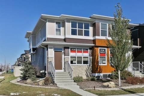 Townhouse for sale at 170 Cornerstone Ave Northeast Calgary Alberta - MLS: C4272652