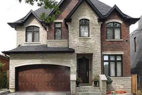 House for sale at 170 Crestwood Rd Vaughan Ontario - MLS: N4586142