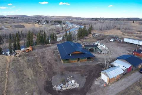 House for sale at 170 Cuffling Flats Cs Turner Valley Alberta - MLS: C4242420