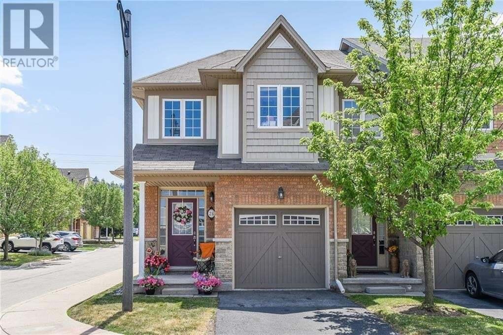 Townhouse for sale at 170 Dewitt Rd Hamilton Ontario - MLS: 30819323