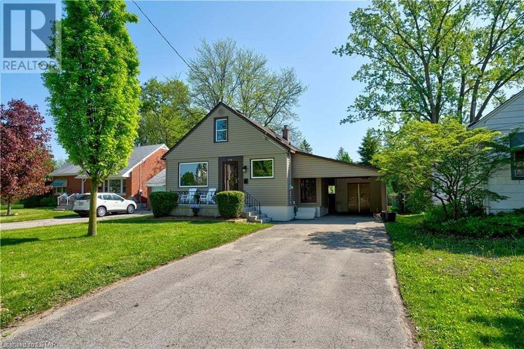 House for sale at 170 Donna St London Ontario - MLS: 261684