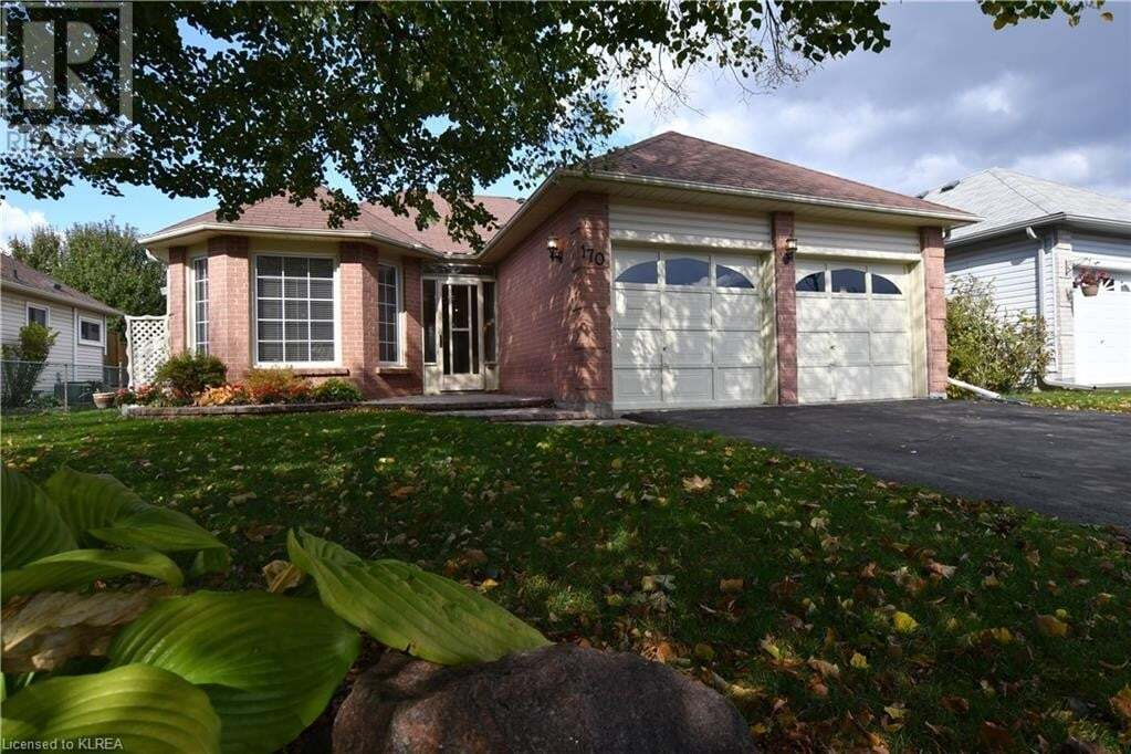 House for sale at 170 Elgin St Lindsay Ontario - MLS: 40035315