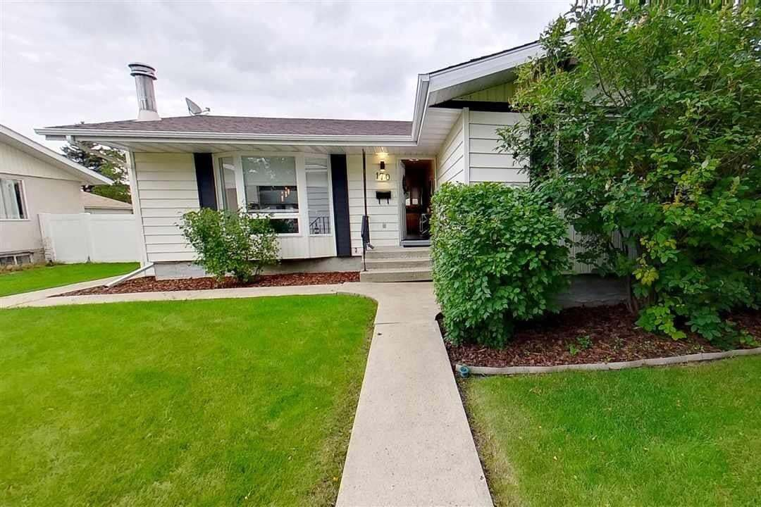 House for sale at 170 Elm Cres Wetaskiwin Alberta - MLS: E4186304