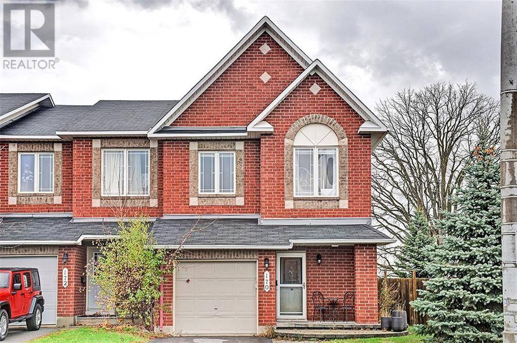 Townhouse for sale at 170 Flamborough Wy Ottawa Ontario - MLS: 1174695
