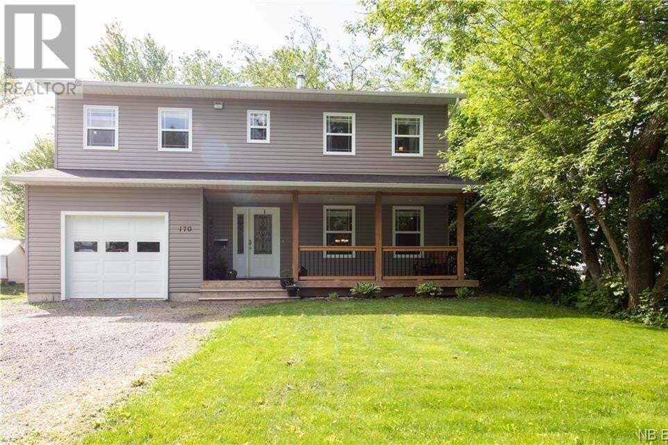 House for sale at 170 Gill St Fredericton New Brunswick - MLS: NB044011