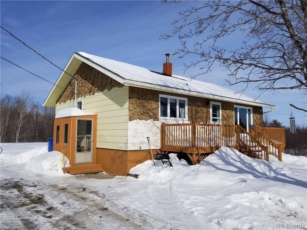 House for sale at 170 Kent Lodge  Beresford New Brunswick - MLS: NB040960