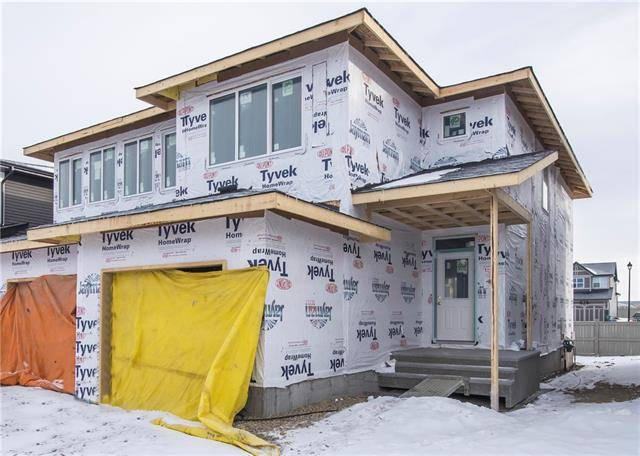 Townhouse for sale at 170 Kingsfisher Cres Southeast Airdrie Alberta - MLS: C4282952