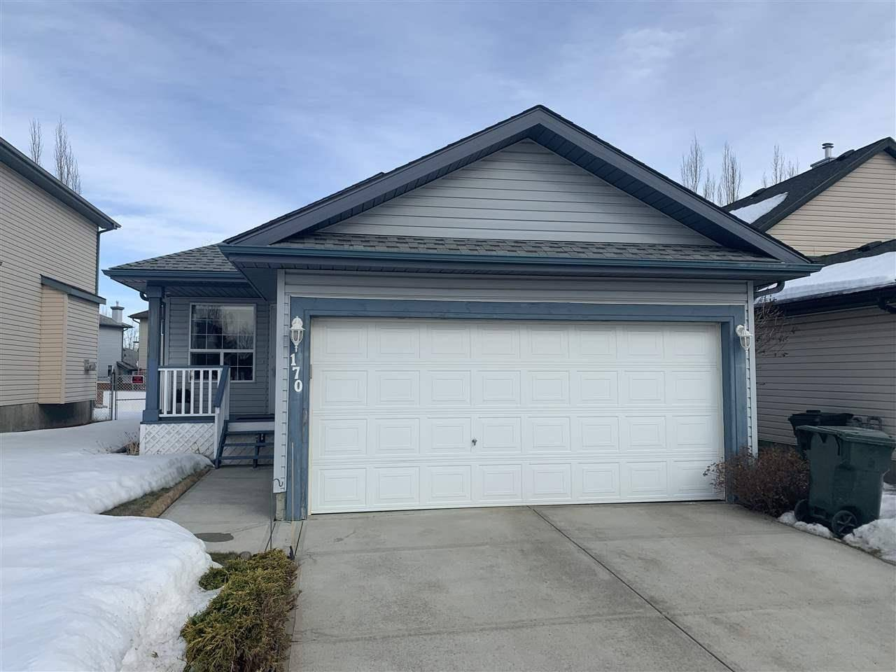 House for sale at 170 Lakeland Dr Spruce Grove Alberta - MLS: E4190302