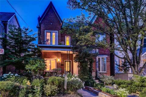 Townhouse for sale at 170 Margueretta St Toronto Ontario - MLS: C4812900
