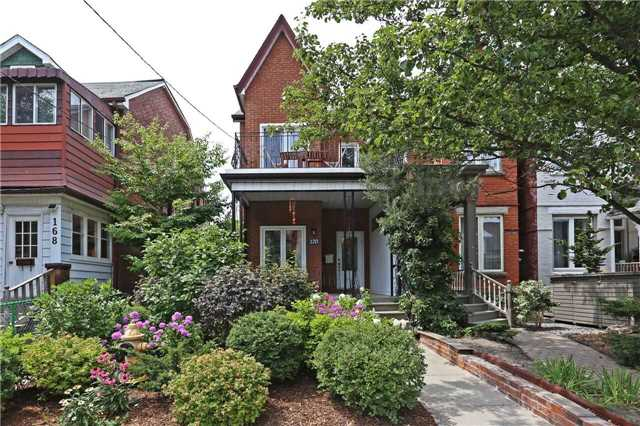 For Sale: 170 Margueretta Street, Toronto, ON | 3 Bed, 3 Bath Townhouse for $1,200,150. See 20 photos!