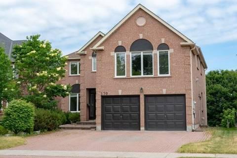 House for sale at 170 Mcclellan Wy Aurora Ontario - MLS: N4564314