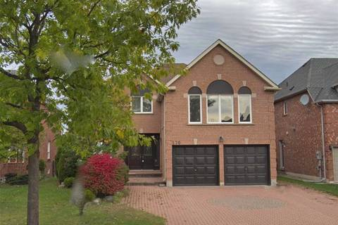 House for rent at 170 Mcclellan Wy Aurora Ontario - MLS: N4721887