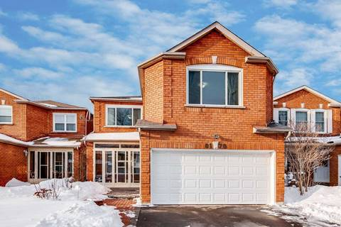 House for sale at 170 Old Finch Ave Toronto Ontario - MLS: E4411045