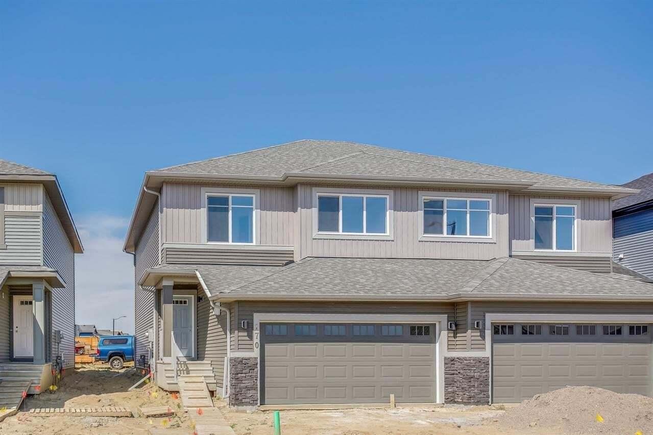 Townhouse for sale at 170 Rankin Dr St. Albert Alberta - MLS: E4210774