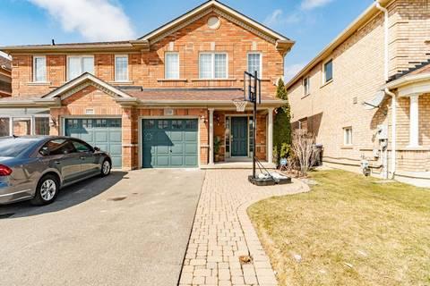 Townhouse for sale at 170 Sugarhill Dr Brampton Ontario - MLS: W4732602