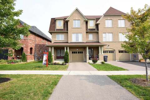 Townhouse for sale at 170 Sussexvale Dr Brampton Ontario - MLS: W4917029
