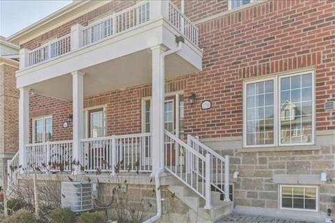 Townhouse for sale at 170 Verdi Rd Richmond Hill Ontario - MLS: N4414969