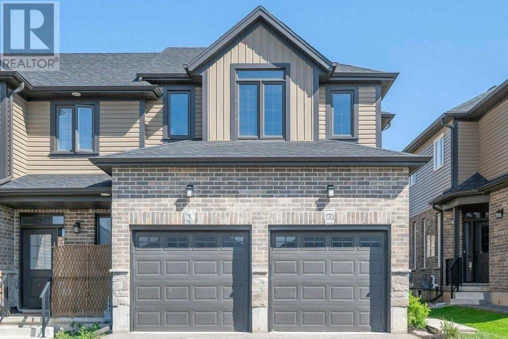 Townhouse for sale at 170 Wedgewood Dr Woodstock Ontario - MLS: 30808395