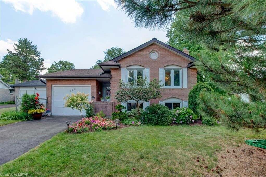 House for sale at 170 Winery Ct London Ontario - MLS: 277337