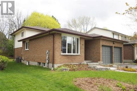 House for sale at 170 Woodbend Cres Waterloo Ontario - MLS: 30737455