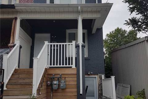Townhouse for rent at 170 Yarmouth 2nd Floor Rd Toronto Ontario - MLS: W4563808