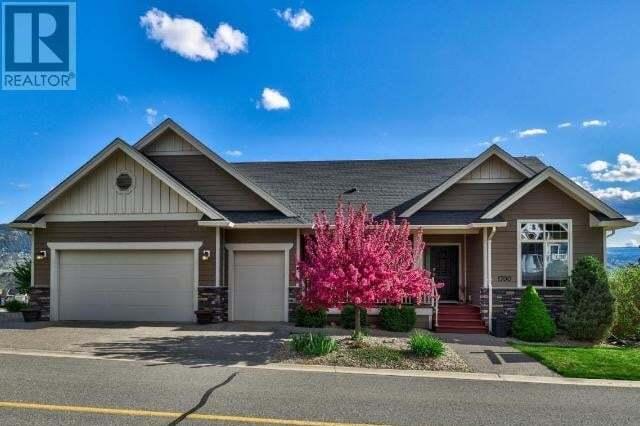 House for sale at 1700 Canyon Ridge Drive  Kamloops British Columbia - MLS: 156395