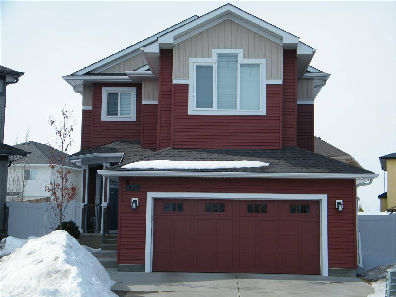 House for sale at 17007 70 St Nw Edmonton Alberta - MLS: E4192314