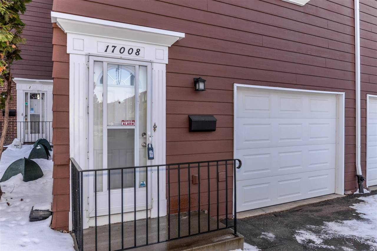 Townhouse for sale at 17008 67 Ave Nw Edmonton Alberta - MLS: E4179832