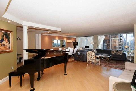 Apartment for rent at 110 Bloor St Unit 1701 Toronto Ontario - MLS: C4614172
