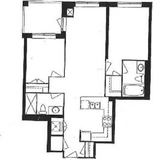 Apartment for rent at 1101 Leslie St Unit 1701 Toronto Ontario - MLS: C4668735