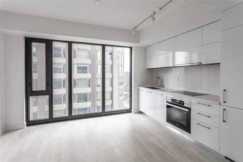 Apartment for rent at 188 Cumberland St Unit 1701 Toronto Ontario - MLS: C4576264