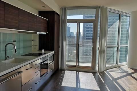 Apartment for rent at 45 Charles St Unit 1701 Toronto Ontario - MLS: C4634035