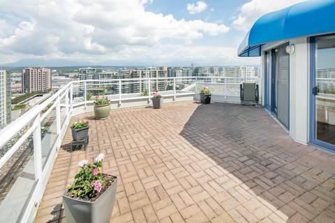 Condo for sale at 6080 Minoru Blvd Unit 1701 Richmond British Columbia - MLS: R2350123