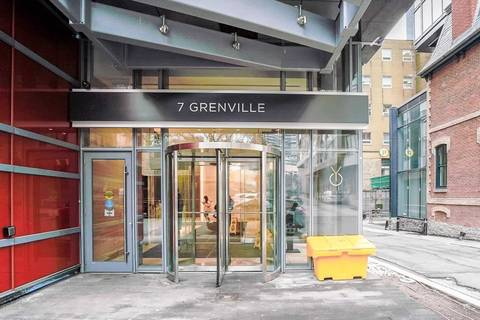 Apartment for rent at 7 Grenville St Unit 1701 Toronto Ontario - MLS: C4731880