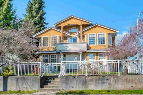 House for sale at 1701 Edinburgh St New Westminster British Columbia - MLS: R2441768