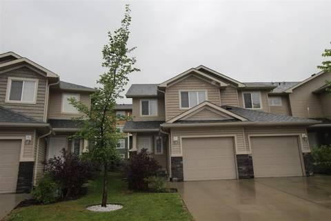 Townhouse for sale at 17014 78a St Nw Edmonton Alberta - MLS: E4154589