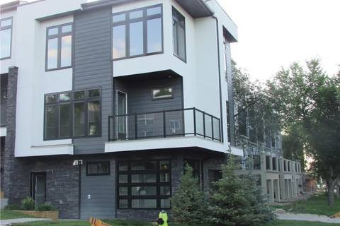 Townhouse for sale at 1702 19 Ave Sw Bankview, Calgary Alberta - MLS: C4213744