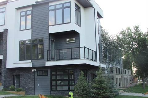 Townhouse for sale at 1702 19 Ave Southwest Calgary Alberta - MLS: C4213744