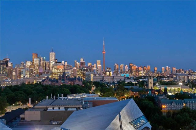 Sold: 1702 - 200 Bloor Street, Toronto, ON