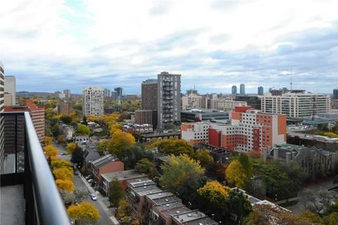Apartment for rent at 25 Carlton St Unit 1702 Toronto Ontario - MLS: C4556705