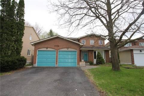 House for sale at 1702 Sansonnet St Ottawa Ontario - MLS: 1153499