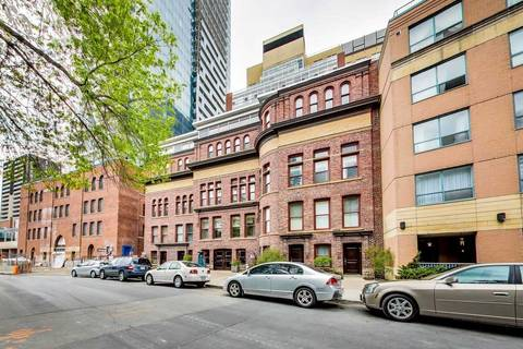 Residential property for sale at 11 St. Joseph St Unit 1703 Toronto Ontario - MLS: C4409261