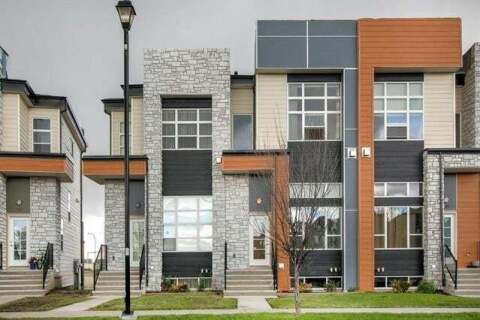 Townhouse for sale at 1530 Bayside Ave Southwest Unit 1703 Airdrie Alberta - MLS: C4300499