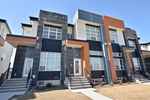 Townhouse for sale at 1530 Bayside Ave Southwest Unit 1703 Airdrie Alberta - MLS: C4237648