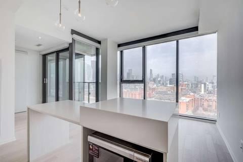 Apartment for rent at 16 Bonnycastle St Unit 1703 Toronto Ontario - MLS: C4429010