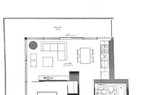 Apartment for rent at 161 Roehampton Ave Unit 1703 Toronto Ontario - MLS: C4623316