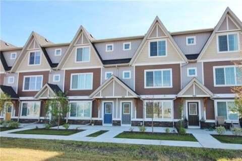Townhouse for sale at 250 Fireside Vw Unit 1703 Cochrane Alberta - MLS: C4286905